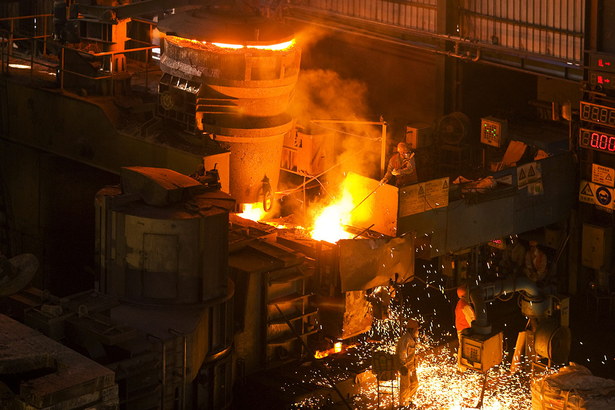 钢铁kai尔娱乐注册厂